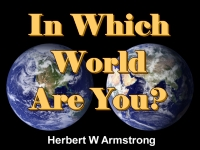 Watch  In Which World Are You?