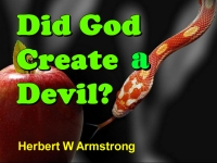 Watch  Did God Create a Devil?