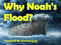 Watch  Why Noah's Flood?