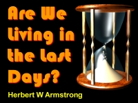 Watch  Are We Living in the Last Days?