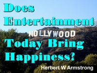 Watch  Does Entertainment Today Bring Happiness?