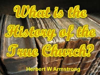 Watch  What is the History of the True Church?