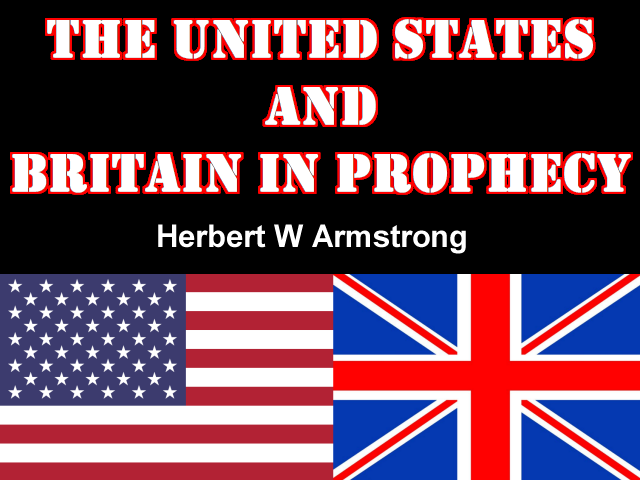 Is the United States in prophecy?