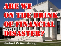 Watch  Are We on the Brink of Financial Disaster?