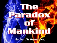 Watch  The Paradox of Mankind