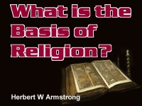 Watch  What is the Basis of Religion?