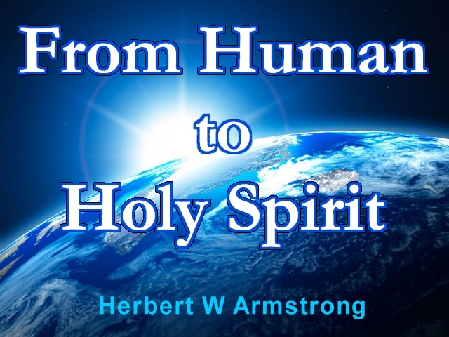 From Human to Holy Spirit