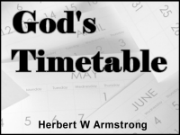 Watch  God's Timetable