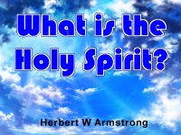 Watch  What is the Holy Spirit?