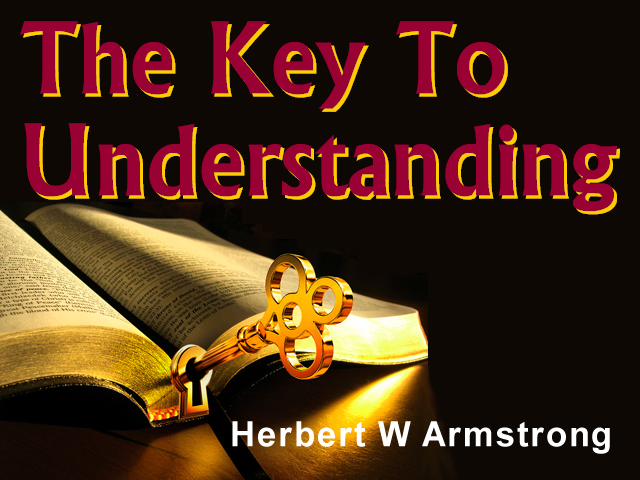 The Key To Understanding