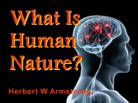 Watch  What Is Human Nature?