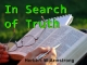 In Search of Truth
