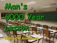 Watch  Man's 6000 Year Lesson