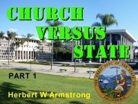 Watch  Church Versus State - Part 1