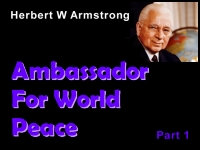 Watch  Ambassador For World Peace - Part 1