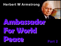 Watch  Ambassador For World Peace - Part 2