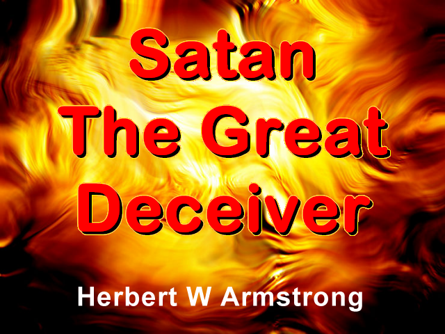 Satan - The Great Deceiver