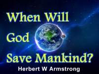 Watch  When Will God Save Mankind?