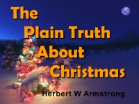 Watch  The Plain Truth About Christmas