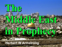 Watch  The Middle East in Prophecy