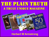 Watch  The Plain Truth - A Truly Unique Magazine