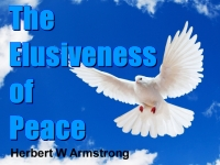 Watch  The Elusiveness of Peace
