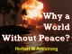 Why a World Without Peace?