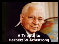 Watch  A Tribute to Herbert W Armstrong