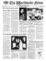 Worldwide News January 02, 1978 Headlines