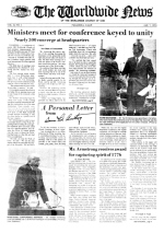 Worldwide News January 07, 1974 Headlines