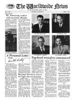 Worldwide News April 01, 1973 Headlines