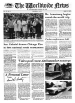 Worldwide News April 14, 1975 Headlines