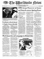 Worldwide News April 24, 1978 Headlines