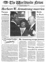 Worldwide News April 25, 1977 Headlines