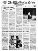 Worldwide News April 26, 1976 Headlines