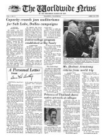 Worldwide News April 30, 1973 Headlines