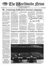 Worldwide News May 27, 1974 Headlines