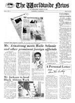 Worldwide News July 9, 1973 Headlines