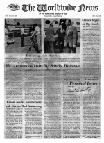 Worldwide News August 18, 1975 Headlines