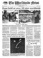Worldwide News October 03, 1975 Headlines