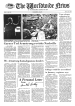 Worldwide News October 28, 1974 Headlines