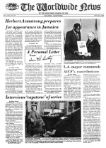 Worldwide News November 10, 1975 Headlines