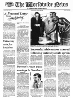 Worldwide News November 22, 1976 Headlines