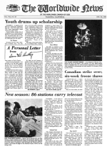 Worldwide News December 08, 1975 Headlines