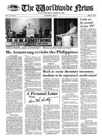 Worldwide News December 9, 1974 Headlines