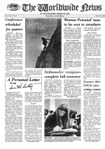 Worldwide News December 22, 1975 Headlines