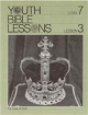 Youth Bible Lesson - Level 7 - Lesson 3 - Youth Bible Lesson - The Kings of Israel