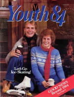 Make It Easy for People to Talk to You Youth Magazine January 1984 Volume: Vol. IV No. 1