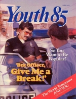 News That Affects You Youth Magazine February 1985 Volume: Vol. V No. 2