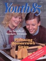 Have You Heard the Latest? Youth Magazine March 1985 Volume: Vol. V No. 3